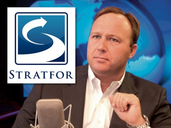 Alex Jones & STRATFOR