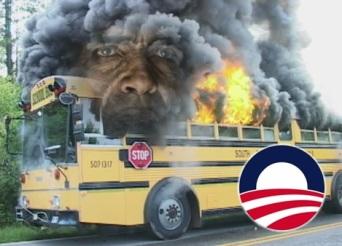 School Bus Terror
