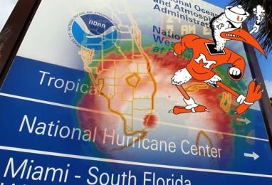 Miami Hurricane Attack