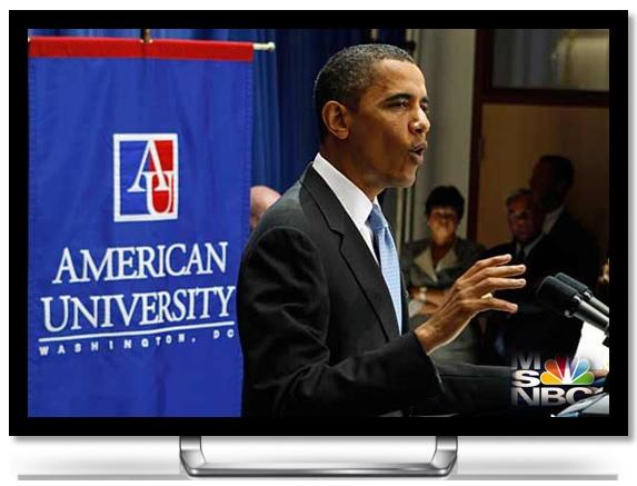 Obama American University