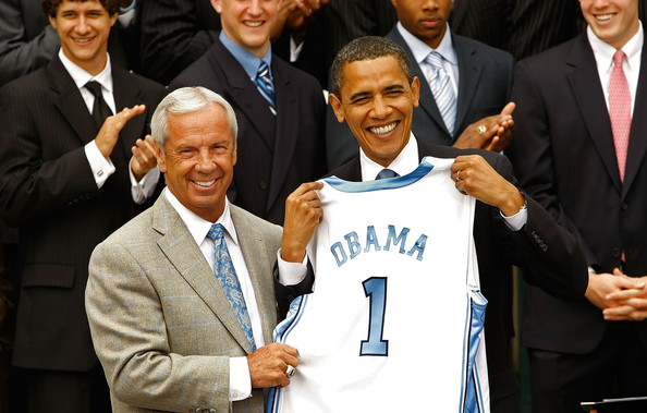 Obama+Hosts+University+North+Carolina+Basketball+lZbXRRTQ_6Tl