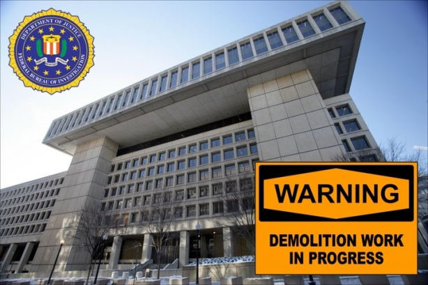 FBI Demolition