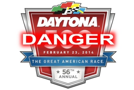 Daytona 500 Terror Warning