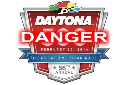 Daytona 500 Terror Warning