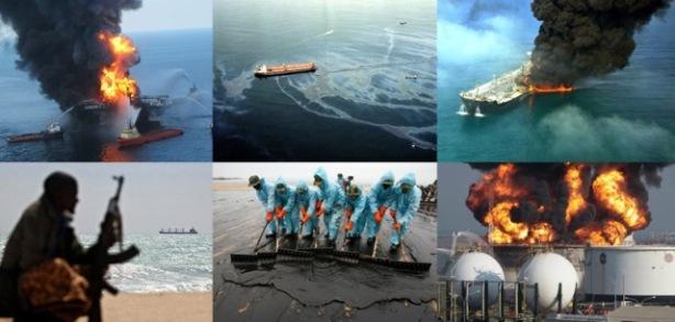 Oil Terror