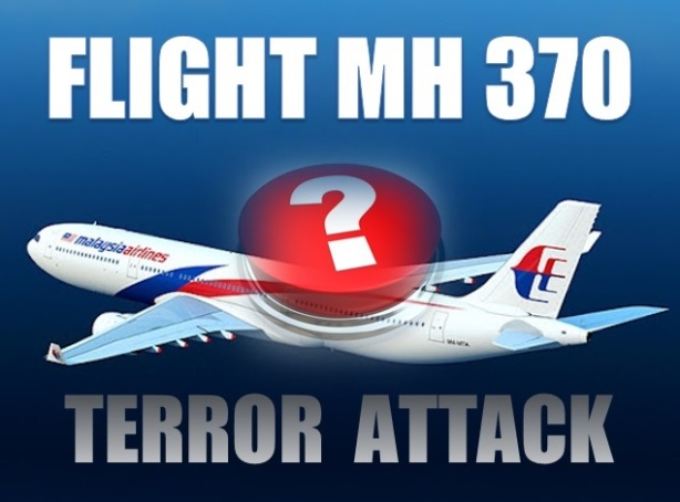Flight MH 370 Terror Attack