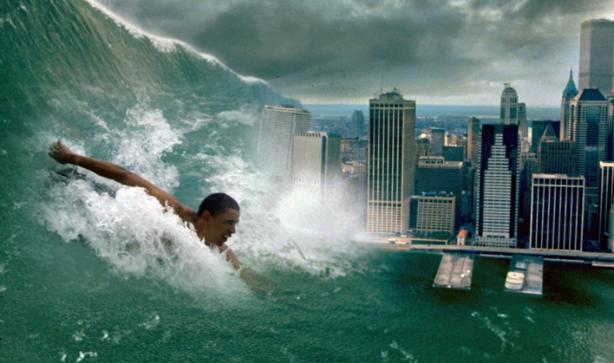 Obama Tsunami