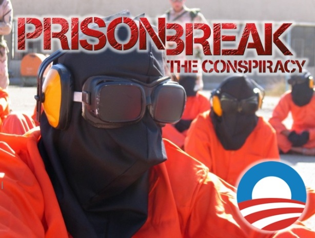 GITMO Prison Break