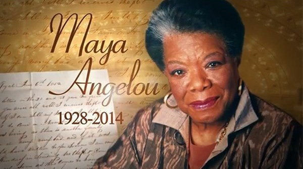 A biography of maya angelou born in california