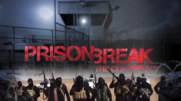 ISIS Prison Break
