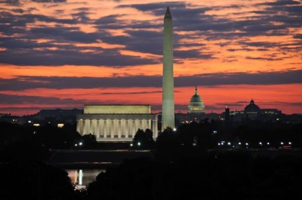 Washington-DC-Horizonte