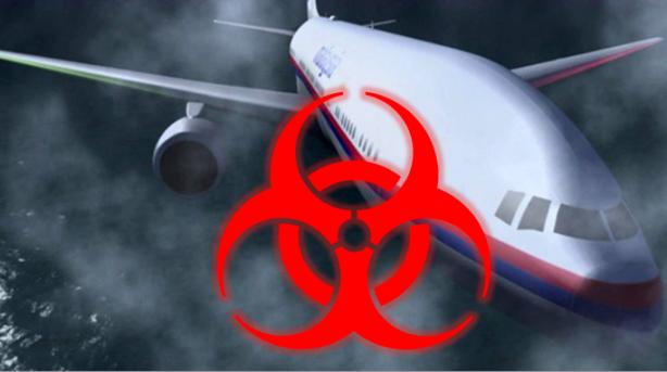 Flight MH370 Bio-Terror Attack
