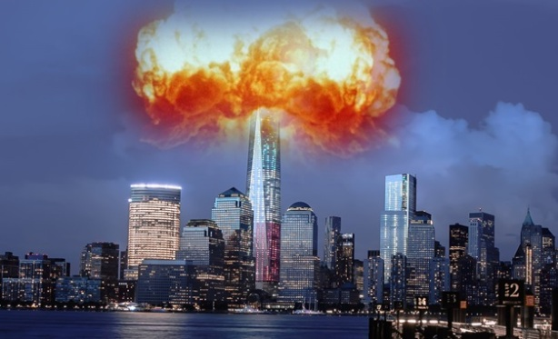 Freedom Tower Nuke Attack