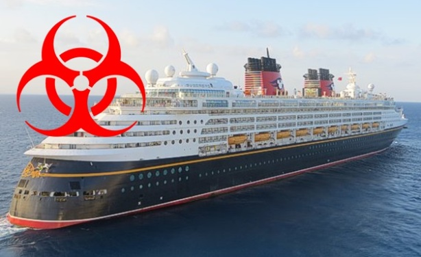 Disney Magic Bio-Terror