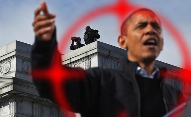 Obama Assassination
