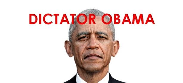Dictator Obama