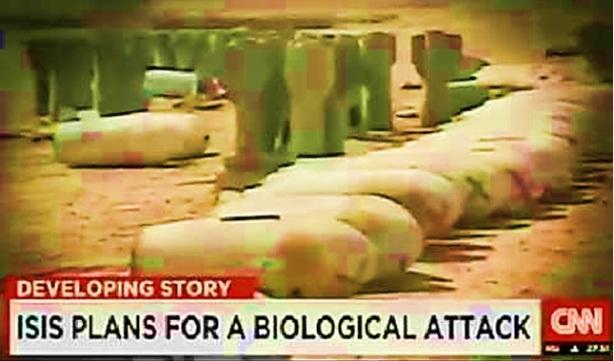 ISIS Bio Attack