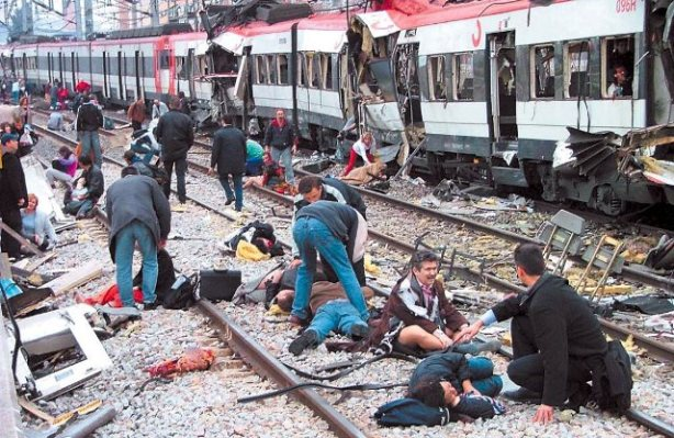 Madrid-Spain-terrorist-attack-in-train