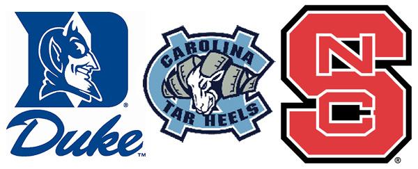 Duke-UNC-NC-State