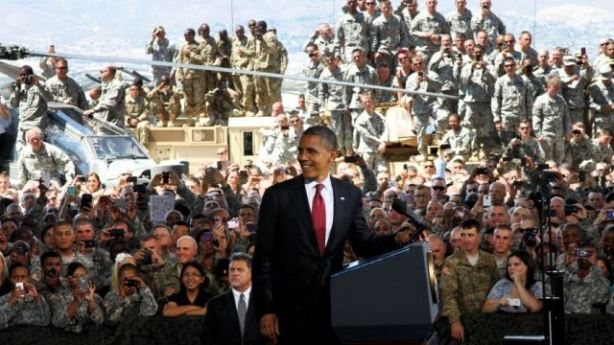 Obama Fort Bliss