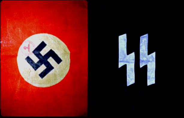 Swastika and SS