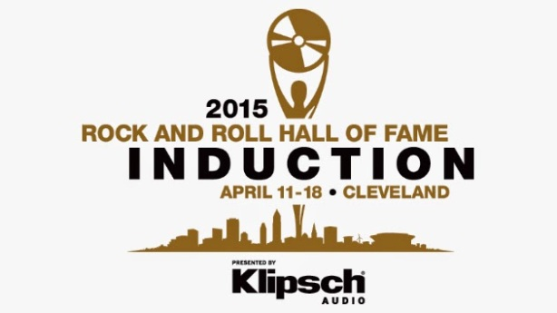 2015 Rock and Roll HOF Induction Ceremony