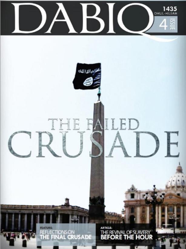 ISIS Vatican City