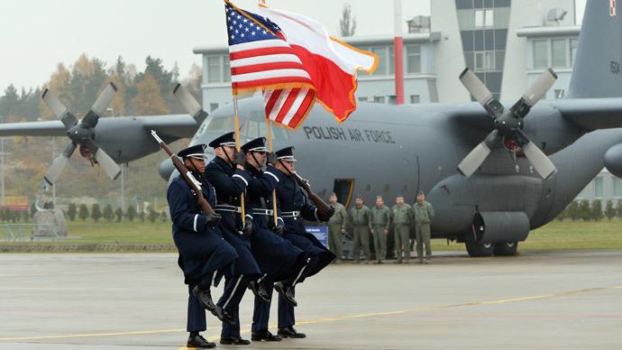 Poland US war games