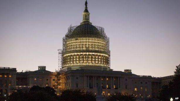 U.S. Capitol Washington DC