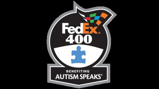 2014FedEx400Autism_logo