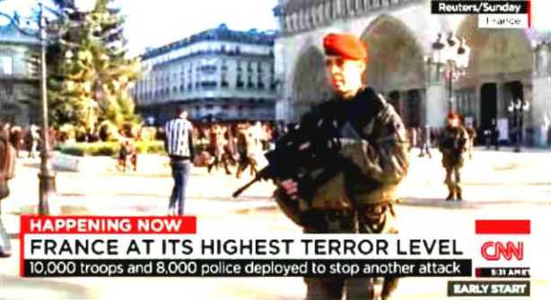 CNN France French Terror