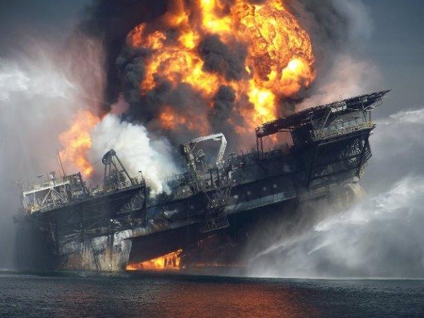 deepwater cia oil spill