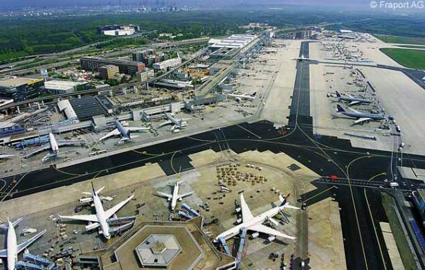 Frankfurt Airport Germany