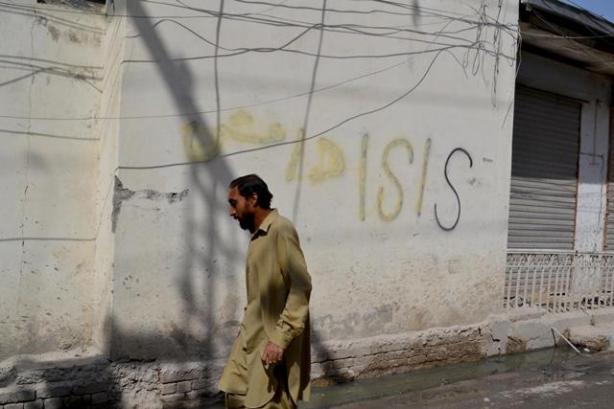 ISIS ISI Pakistan