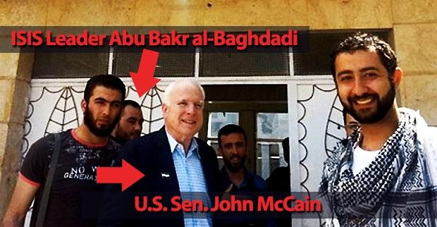 ISIS John McCain