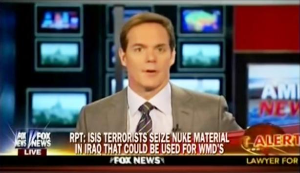 ISIS Nuke Nuclear