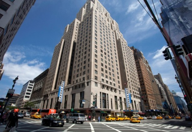 New Yorker Hotel New York