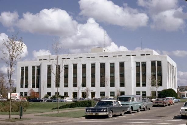 Oregon Federal Building