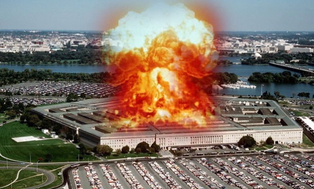 Pentagon Nuke Nuclear Attack