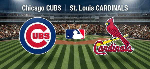 Cubs Cardinals MLB Baseball