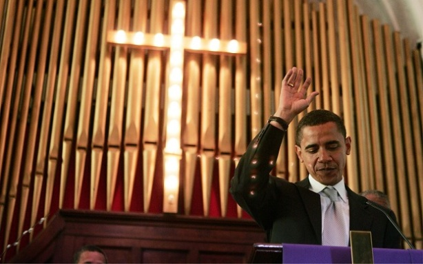 Obama Church