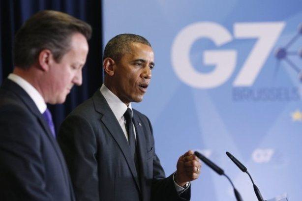 Obama G7