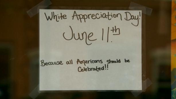 White Appreciation Day