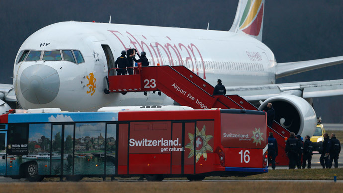 Ethiopian Airlines Flight 702