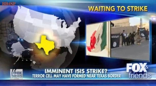 ISIS Texas