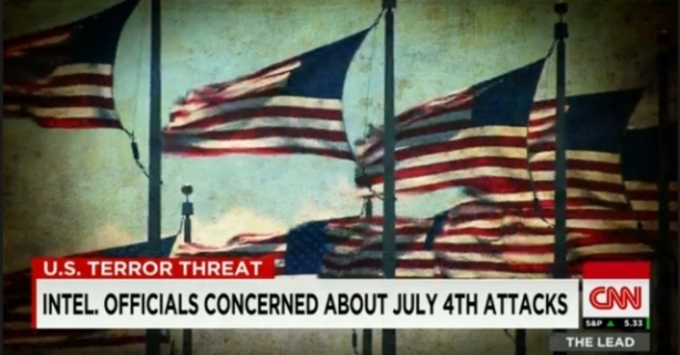 July 4 Terror Attacks