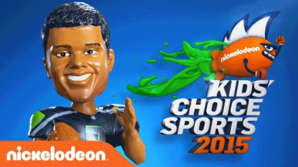 Nickelodean Kids Choice Sports 2015