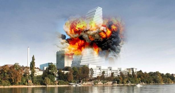 Roche Tower Attack