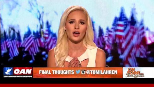 Tomi Lahren OAN TV