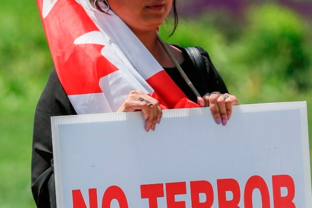 Canada Terror